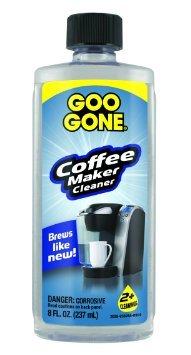 Goo Gone コーヒーメーカークリーナー 8オンス (パッケージは異なる場合があります) 2個パック B07PGKYB97