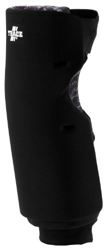 Adams USA Trace Long Style Softball Knee Guard (Large, (Baseball Sliding Knee Pad)