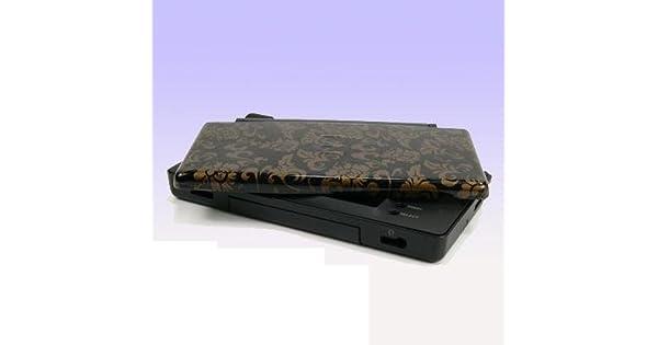 SATKIT Carcasa Recambio para Nintendo DS Lite (FLORES ...
