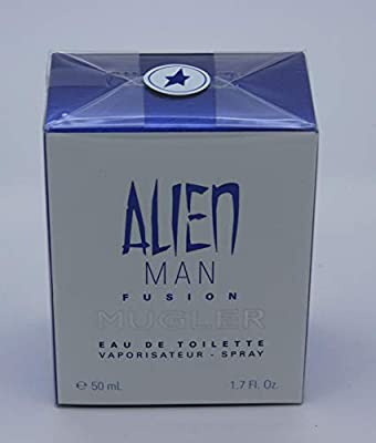 ALIEN MAN Fusion Eau De Toilette 50Ml