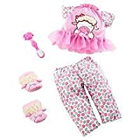 """Fisher-Price Little Mommy Sweet as me Fashions """"Counting Sheep"""" Doll Outfit"""