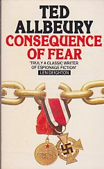 book cover of Consequence of Fear