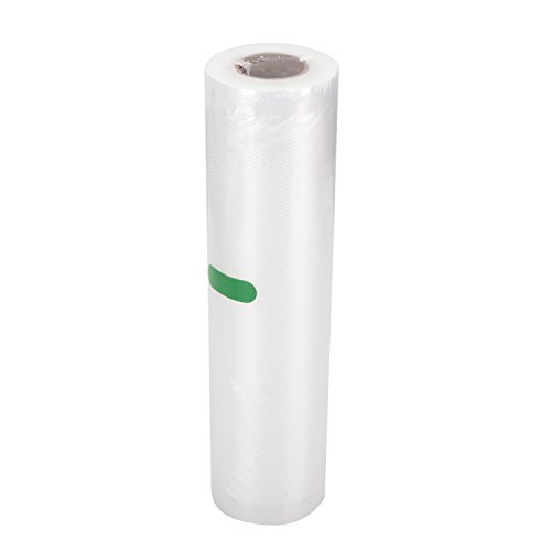 UFire Vacuum Sealer Rolls ( 8-Inch x 50-Ft ) Saver Bags for Food Storage