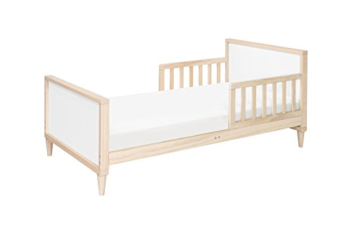 Babyletto Ziggy Toddler Bed, Washed ()