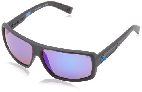 Dragon Alliance Double Dos Matte P2 Sunglasses, H2O/Blue ()