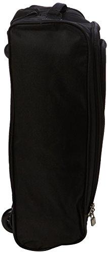 31W4kbs3sWL - 5 Cities The Valencia Collection Juego de maletas TB830 / HD602 Black, 55 cm, 42 L, Negro