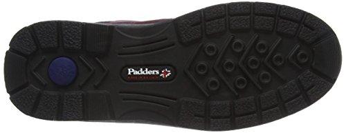 Padders Jump - Zapatos Mujer Pink (Plum Combi)