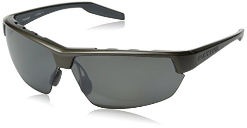 Native Eyewear Hardtop Ultra Polarized Sunglasses, Gunmetal Frame