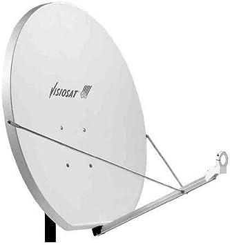 Antena Parabólica Visiosat SMC-120 Polyester 120cm: Amazon.es ...