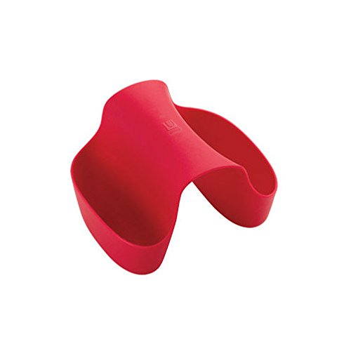 Umbra 330210-505 Red Saddle Sink Caddy