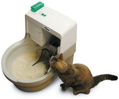 Amazon.com : Arenero para gatos de autolimpiado CatGenie ...