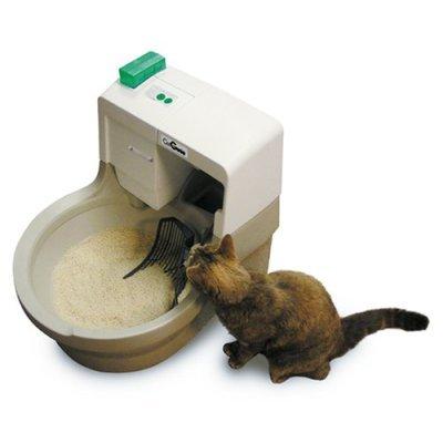 Amazon.com : Arenero para gatos de autolimpiado CatGenie-Self Washing, Self Flushing Cat Box : Everything Else