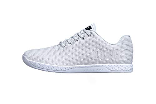(NOBULL Women's Training Shoes and Styles (8, White))