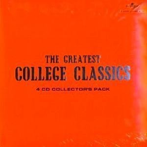 The Greatest College Classics (4 Cd Collectors Pack)
