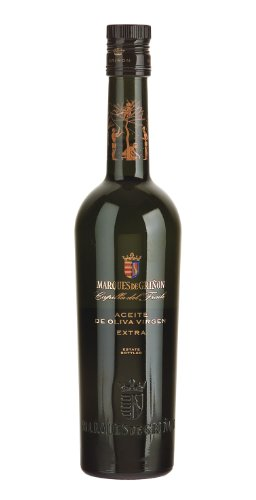 Marques de Grinon Extra Virgin Olive Oil from Spain, 16.9 Fluid Ounce