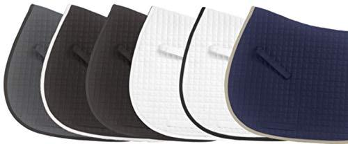 Centaur Imperial Dressage Pad - White/White DRS