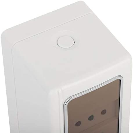 Gorgeri ABS Elektrische automatische weiße sprühfreie Pumpe Aroma Air Fresher Dispenser Machine