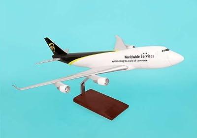 Executive Series Display Models G30010 Ups 747-400 1-100