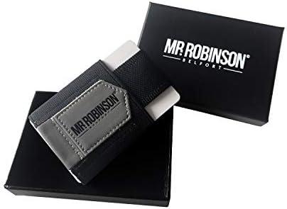 Cartera Hombre Pequeña Minimalista MR. ROBINSON BELFORT | Cartera ...