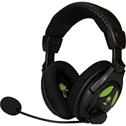 Turtle Beach Ear Force X12 Pc Headset With Amplified Stereo Sound