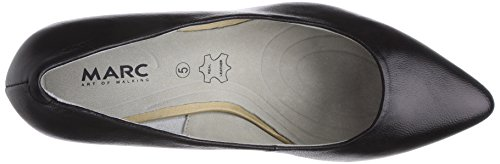 Marc Shoes 1.407.07-02/100-Marita Damen Pumps Schwarz (black 100)