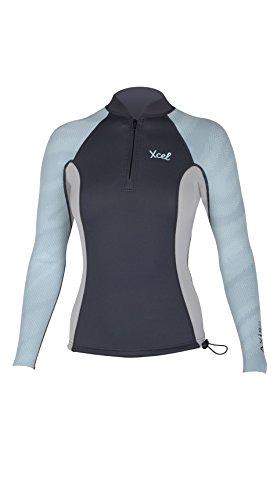 Xcel Sleeve Jacket Wetsuit Graphite