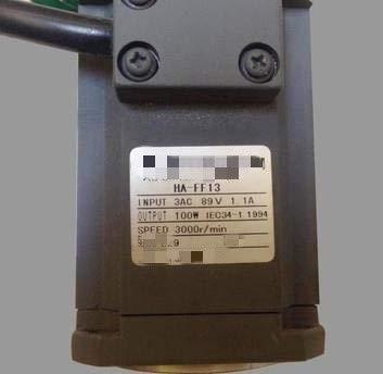 2019公式店舗 (修理交換用 )適用する )適用する MITSUBISHI MITSUBISHI/三菱/三菱 HA-FF13 サーボモーター B07JX956VV B07JX956VV, マムズリトルシングス:1b01dd6a --- a0267596.xsph.ru