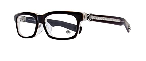 Chrome Hearts - Splat-A - Eyeglasses (Coco White Cross, - Online Chrome Sunglasses Hearts