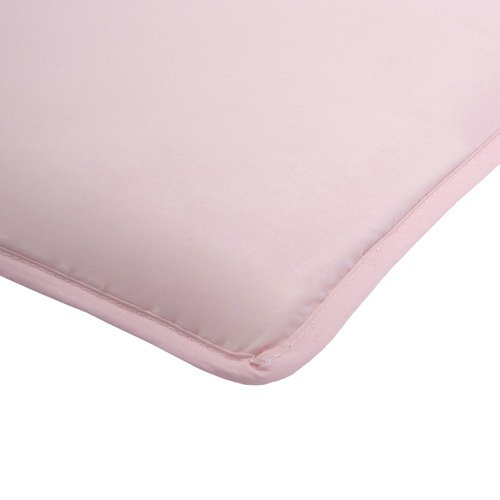 Mini and Clear-Vue Co-Sleeper 100% Cotton Sheets - Pink by Arm's Reach Mini Cotton Pink Sheets