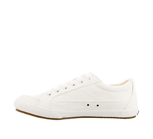 Canvas Footwear Sneaker Star White Moc Taos Women's x4HqCwUA