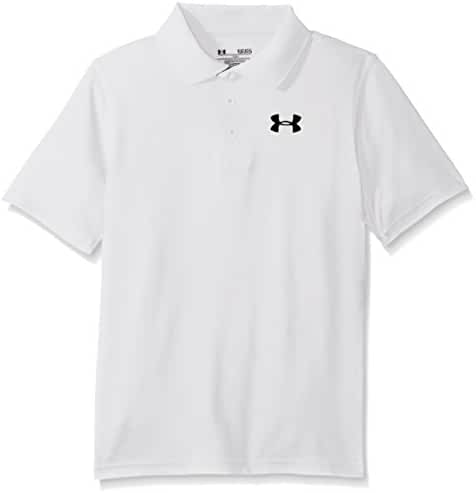 Under Armour Boys Match Play Polo