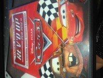 Exclusive Disc Bonus - Cars (Disney Pixar) Target Exclusive Rev'd Up DVD Disc with Addional Bonus Features & Content