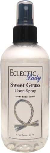 Sweet Grass Linen Spray, 16 ounces