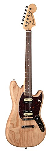 Fender American Special Limited Edition Natural Ash Mustang Electric Guitar