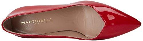Martinelli Damen Selena 1365-3488p Pumps Rot (Rot)