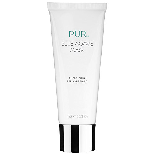 Pur Minerals Blue Agave Energizing Peel-off Mask, 2 Ounce Pure Peel Off Mask