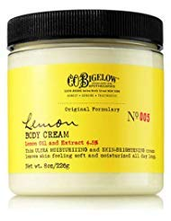 Lemon Bigelow Co - C.O. Bigelow Lemon Body Cream 8 Oz