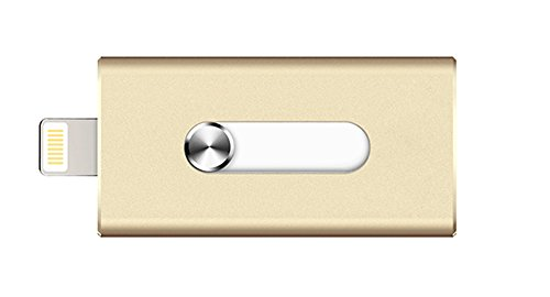 128GB OTG mini metal USB flash drive for Android phone - 3