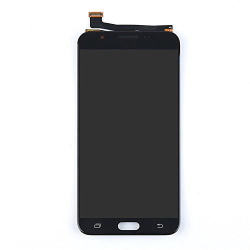 Samsung Galaxy J7 Screen Replacement LCD Display Touch Digitizer Assembly for 5.5 Galaxy J7 Prime 2017 J727 J727U SM-J727T J727T1 J727V J727P J727R4 Sky Pro SM-J727A J727VL(Space Grey)