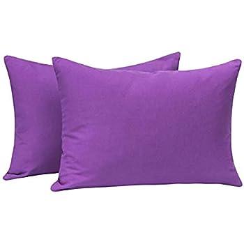Amazon Com Travel Pillowcase 14x20 500 Thread Count