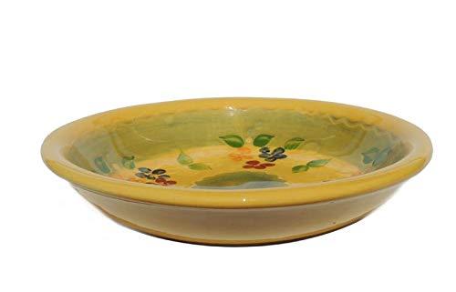 (Souleo Provence, Terre è Provence Individual Soup/Salad Bowl, Divers Pattern, 8 Inch Diameter)