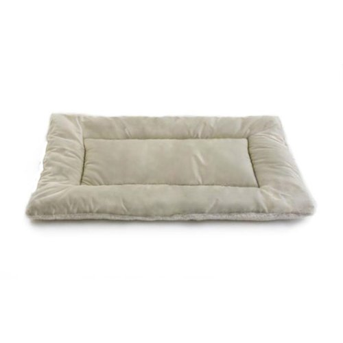 2 in 1 All Season Crate Bedding, Small Fits Midwest 24 Crate- Khaki Tan by Pet Dreams