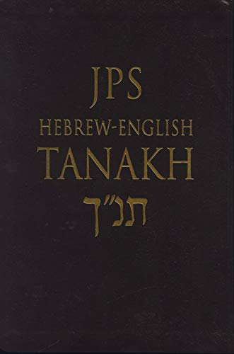 JPS Hebrew-English TANAKH, Student Edition (English Hebrew)