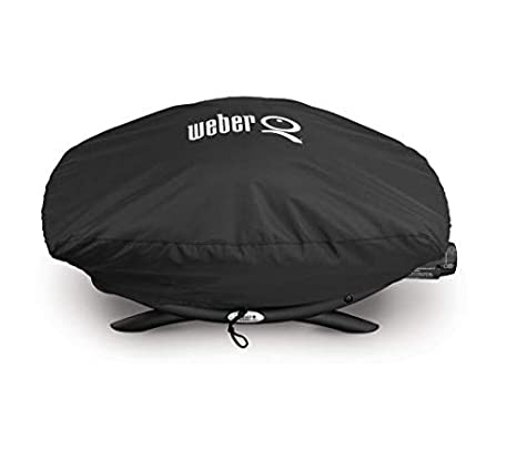 Amazon Com Weber 7111 Grill Cover For Q 200 2000 Series Gas Grills