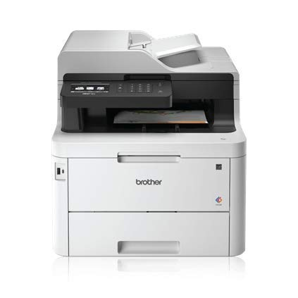 - Brother MFC-L3770CDW Color All-in-One Laser Printer with Wireless, Duplex Printing and Scanning