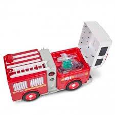 Firetruck Pediatric Asthma Compressor Home Use