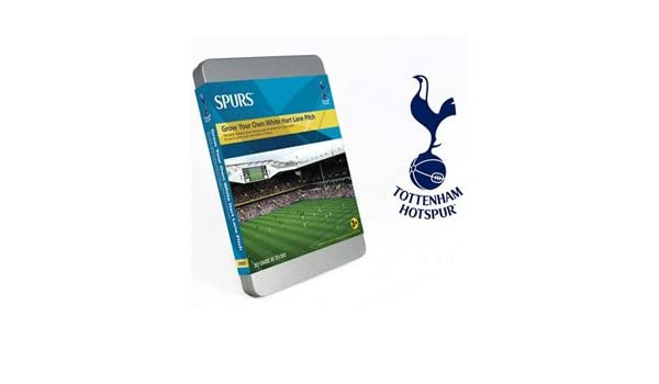 Grow Your Own Football Pitch Tottenham Hotspur Pitch Amazon Ca Home Kitchen