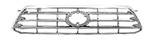 Unknown OE Replacement Toyota Highlander Grille Assembly Partslink Number TO1200307