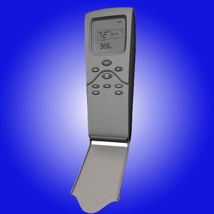 3301 Icon - Skytech 9800330 SKY-3301PF Fireplace and Fan Remote Control with Programmable Thermostat