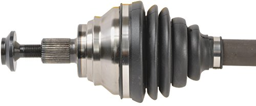 A1 Cardone 66-7343 CV Axle Shaft (Remanufactured Volkswagen Trucks 11-09 F/L) by A1 Cardone